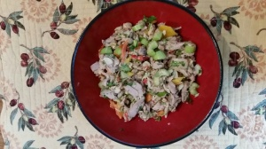 Lemon Pepper Tuna Salad